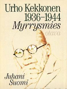 MyrrysmiesUrho Kekkonen 1936-1944