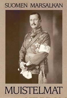 Suomen Marsalkan muistelmatG. Mannerheimin muistelmien 1-2 kansanpainos : 17 karttaa, 70 syväpainoliitekuvaa