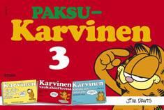 Paksu-Karvinen 3Karvinen kotini on linnani : Karvinenvaakakierteessä : Karvinen käpälät kadoksissa
