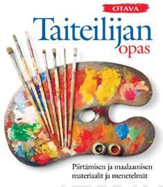 Taiteilijan opaspiirtämisen ja maalaamisen materiaalit ja menetelmät