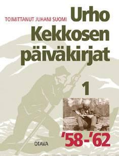 Urho Kekkosen päiväkirjat 11958-1962