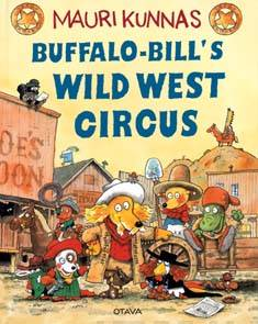 Buffalo-Bill's Wild West Circus