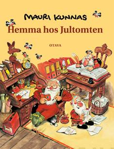 Hemma hos jultomten (Joulupukki, ruotsinkielinen)