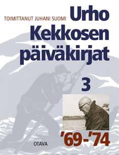 Urho Kekkosen päiväkirjat 31969-74
