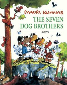 The seven dog brothersBeing a doggerel version of The seven brothers, Aleksis Kivi's classic novel from 1870