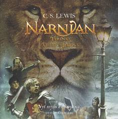 Velho ja leijona (4 cd)Narnian tarinat