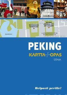 Pekingkartta + opas