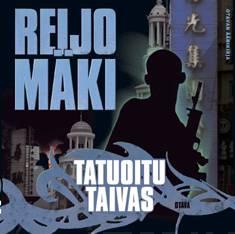 Tatuoitu taivas (8 cd)romaani