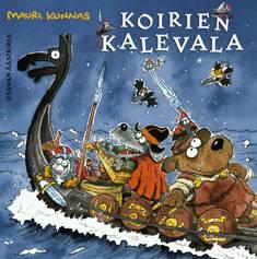 Koirien Kalevala (cd)