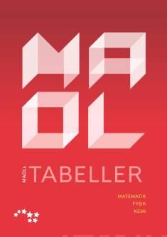 MAOL:s tabeller