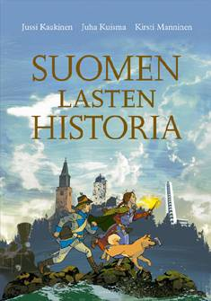 Suomen lasten historia