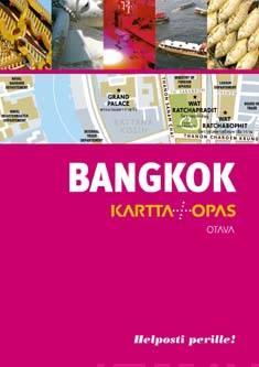 Bangkokkartta + opas