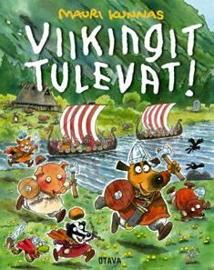 Viikingit tulevat!
