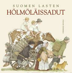 Suomen lasten hölmöläissadut (2 cd)