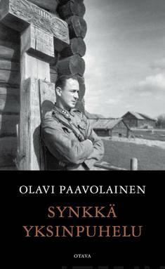 Synkkä yksinpuhelupäiväkirjan lehtiä vuosilta 1941-1944
