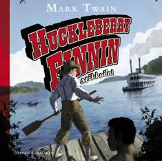 Huckleberry Finnin seikkailut (10 cd)