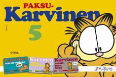 Paksu-Karvinen 5Karvinen mieliruokaa : Karvinen nielee ylpeytensä : Karvinen maailman napa