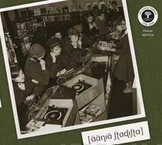 Ääniä stadista (2 cd)