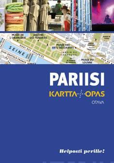 Pariisikartta + opas