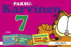 Paksu-Karvinen 7Karvinen tyhjän panttina : Karvinen valtaa alaa : Karvinen suun täydeltä