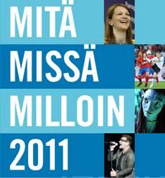 Mitä missä milloin 2011kansalaisen vuosikirja