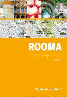 Roomakartta + opas