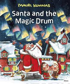 Santa and the Magic Drum