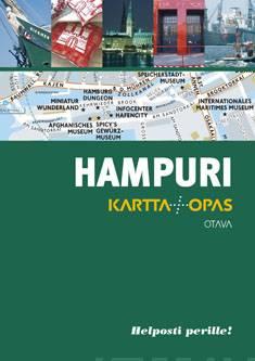 Hampurikartta + opas
