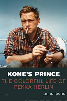 Kone's Princethe colorful life of Pekka Herlin