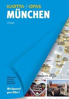 Münchenkartta + opas