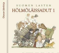 Suomen lasten hölmöläissadut 1 (cd)