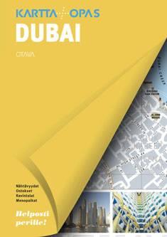 Dubaikartta + opas