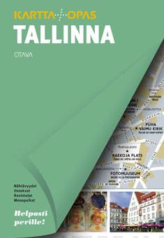 Tallinnakartta + opas