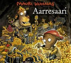 Aarresaari (cd)