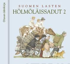 Suomen lasten hölmöläissadut 2 (cd)