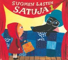 Suomen lasten satuja 1 (cd)