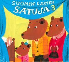 Suomen lasten satuja 3 (cd)