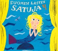 Suomen lasten satuja 4 (cd)