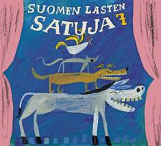 Suomen lasten satuja 7 (cd)