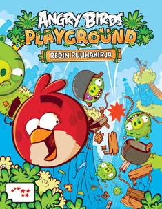 Angry Birds PlaygroundRedin puuhakirja