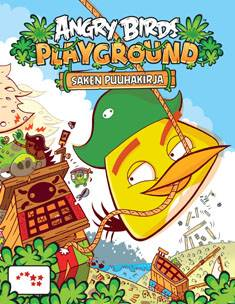 Angry Birds PlaygroundSaken puuhakirja