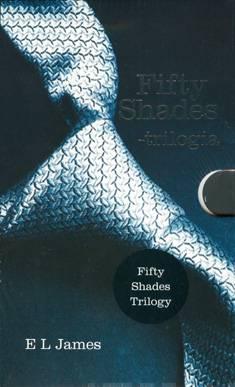 Fifty Shades boksiFifty Shades - Sidottu : Fifty Shades - Satutettu : Fifty Shades - Vapautettu