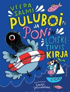 Puluboin ja Ponin loisketiivis kirja