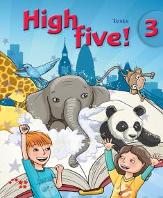 High five! – Primary English (rights available)