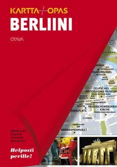 Berliinikartta + opas