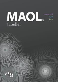 MAOLs tabeller