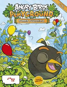 Angry Birds PlaygroundPommin puuhakirja