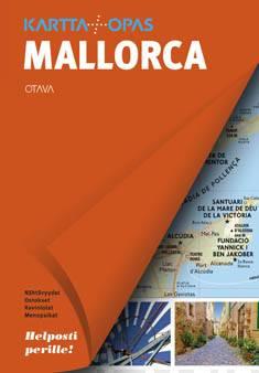Mallorcakartta + opas