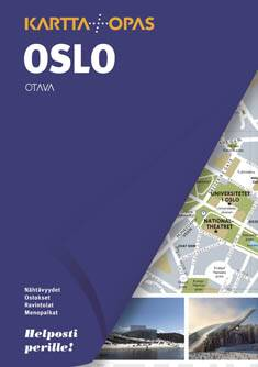 Oslokartta + opas