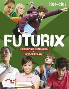 Futurix Lukion opinto-ohjauskurssi + Jatko-opinto-opas